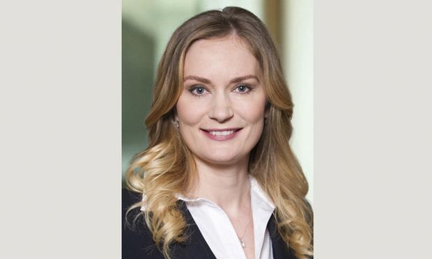 Natalie Prescott of Mintz Levin