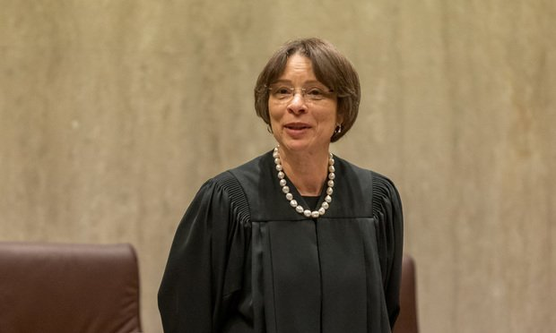 U.S. District Chief Judge Phyllis Hamilton, Northern District of California (Photo: Jason Doiy/ALM)