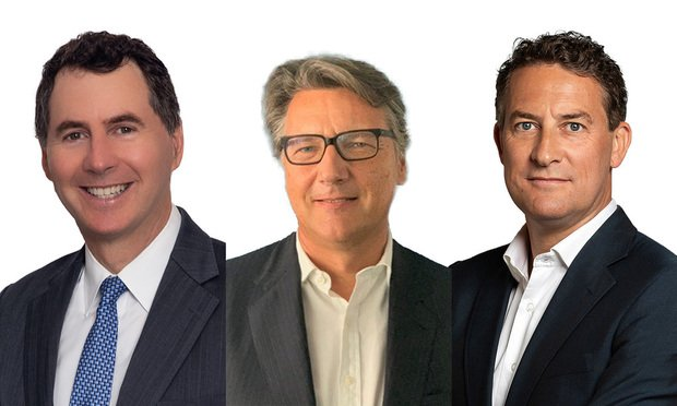 Andrew Reilly, Dirk Hamman, and Richard Ernest of Rimon (Photo: Courtesy Photo).