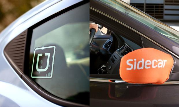 Uber and Sidecar (Photo: Diego Radzinschi/Courtesy photo)