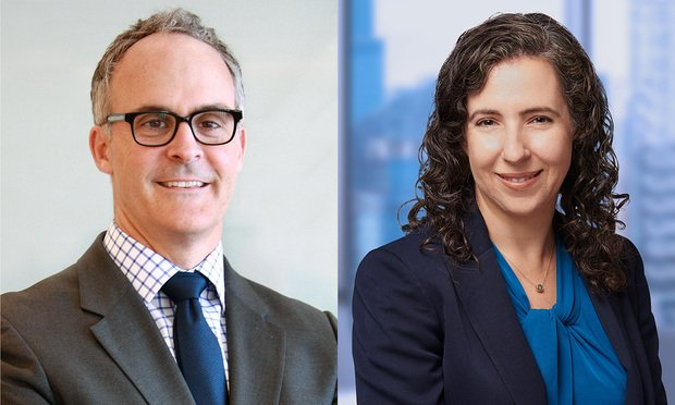 John Berry and Elaine Goldenberg are partners at Munger Tolles & Olson, LLP (Photo: Courtesy Photo)