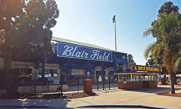 Blair Field is a stadium in Long Beach, California.