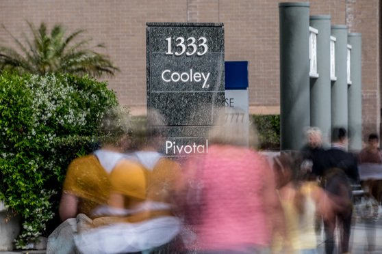 Cooley's office in Santa Monica