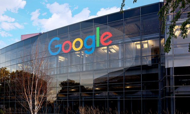 Mountain View, California-based headquarters of Google. Credit: Shutterstock.com