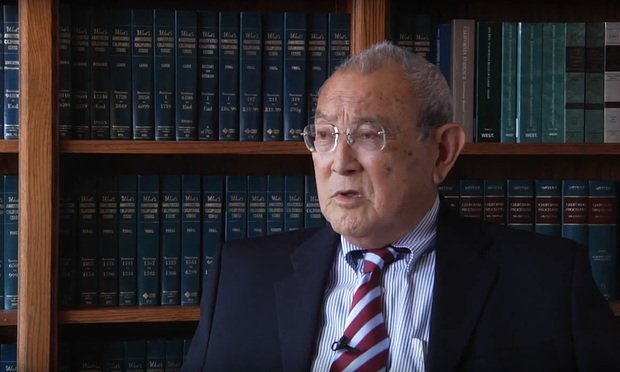 A. Wallace Tashima of the U.S. Court of Appeals for the Ninth Circuit