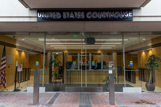 United States Northern District Court at 280 S. First Street. Robert F. Peckham (Photo: Jason Doiy/ALM)