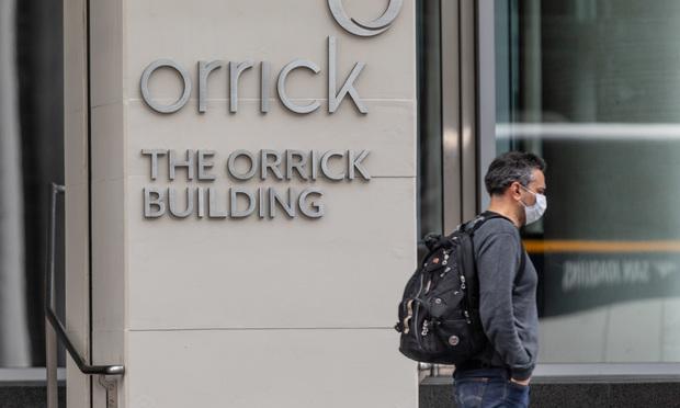 orrick building