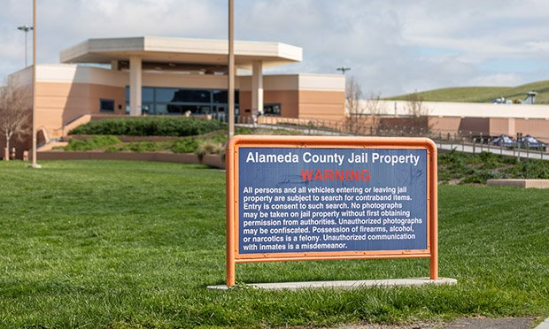 With COVID-19 Cases at Santa Rita Jail on the Rise, Federal Magistrates Reconsider Detention Decisions | The Recorder