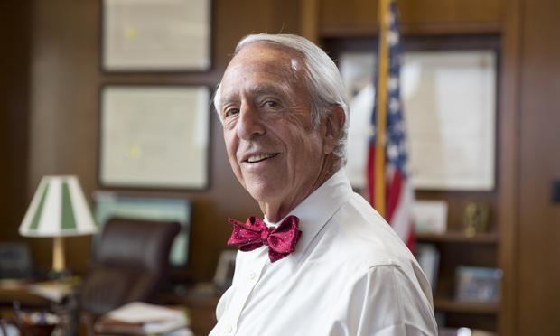 U.S. District Judge Charles Breyer, Northern District of California