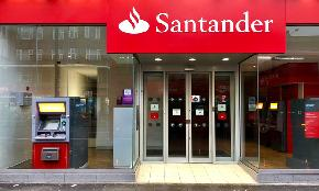 Santander Reaches 550 Million Settlement With California 33 Other States Over Auto Loan Practices