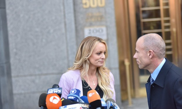 Neither Trump Nor Avenatti Gets Cut of Stormy Daniels' $450,000 Settlement, Federal Judge Rules | The Recorder