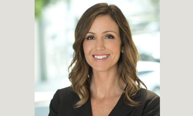 Lana Manganiello, business development trainer and coach at Equinox Strategy Partners in Los Angeles. Courtesy photo