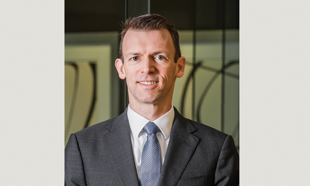 Matt Wickersham is a partner at Alston & Bird LLP in Los Angeles in the firm's Environment, Land Use & Natural Resources group. (Photo: Courtesy Photo)