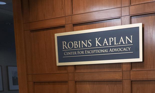 Robins Kaplan.