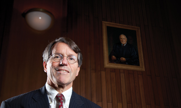 U.S. District Judge William Orrick III, Northern District of California