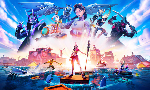 Fortnite Chapter 2, Season 3 loading screen (Photo: Courtesy Photo)
