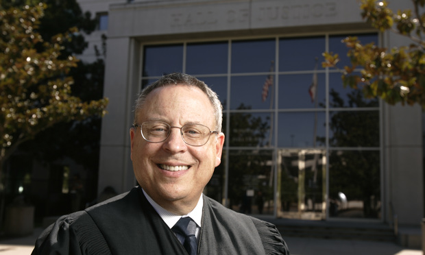 Retired Judge Eugene M. Hyman of the Superior Court of California