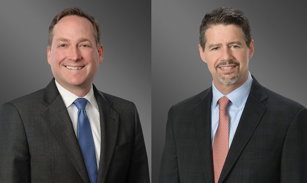 Todd A. Pickles,left, and Kurt A. Kappes, right, of Greenberg Traurig.
