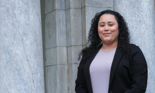Markie Flores, J.D. Candidate, May 2021. Golden Gate University School of Law (Photo: Courtesy Photo)