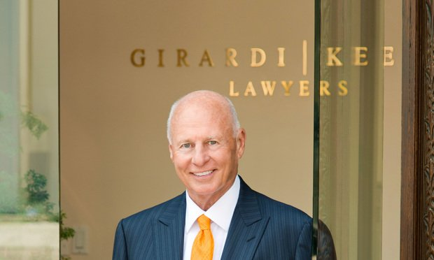 Girardi Keese Offices Were Found in Disarray: Large File Rooms, Canceled Checks | The Recorder
