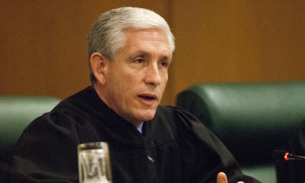 Justice David Nahmias, Supreme Court of Georgia