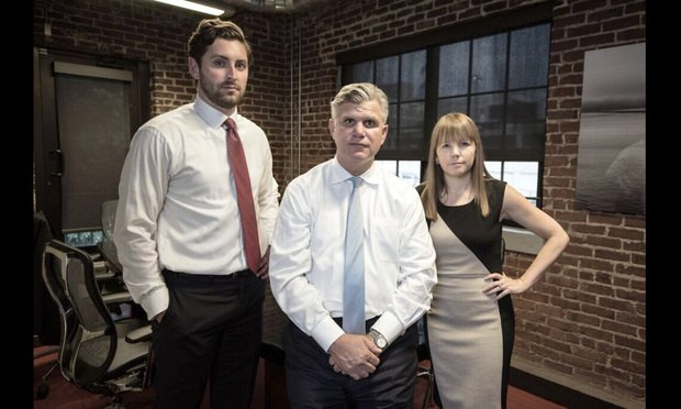 Andrew Brandt, James Rice Jr. and Kim McGowan, James A. Rice Jr. P.C., Atlanta.