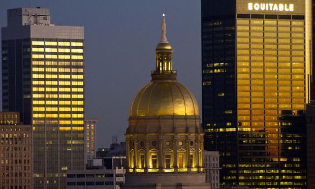 State Capitol Georgia