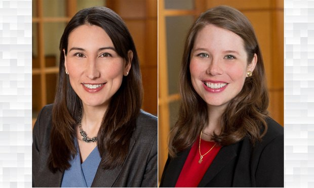 Shari Klevens and Alanna Clair, Dentons