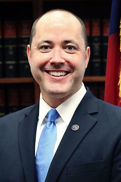 Georgia Attorney General Chris Carr (Courtesy photo)