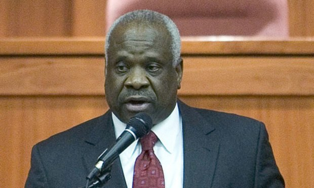 Justice Clarence Thomas, U.S. Supreme Court