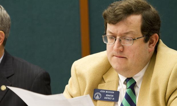 State Sen. Josh McKoon, R-Columbus