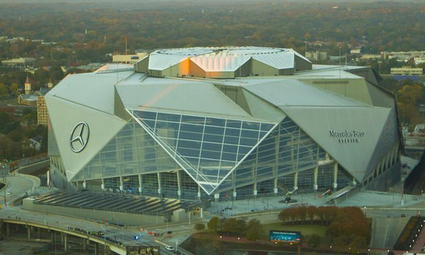 Mercedes-Benz Stadium, Atlanta