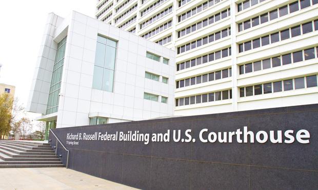 Richard B. Russell Federal Building, Atlanta