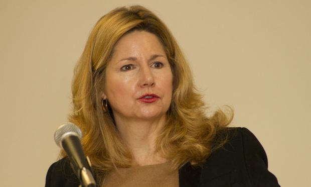 Ellen Fitzsimmons, executive vice president an general counsel, Sun Trust, Atlanta