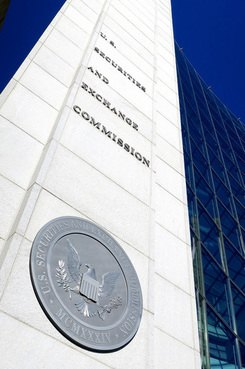 U.S. Securities and Exchange Commission building in Washington, D.C.
