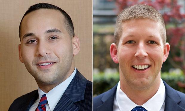 Yussuf Alleem (left) and Ryan Morris, Joseph, Alleem & Slowik, LLC