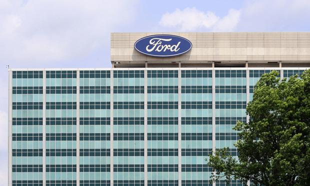 Ford Motor Co.'s world headquarters in Dearborn, Michigan.