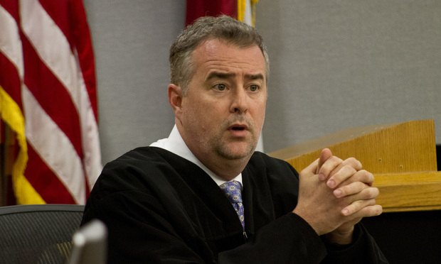 Gwinnett County State Court Judge Shawn Bratton (Photo: John Disney/ALM)