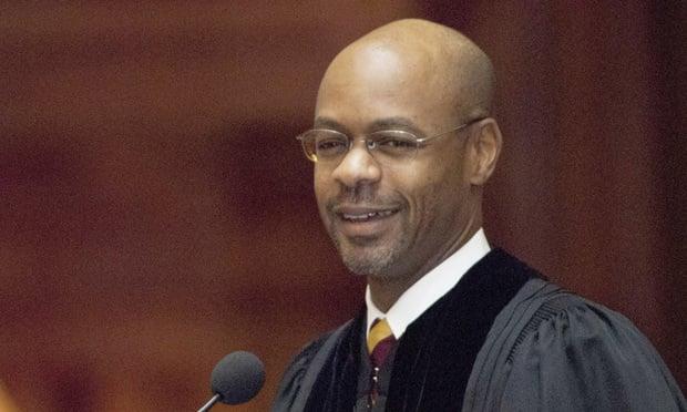 Justice Harold D. Melton, Supreme Court of Georgia (Photo: John Disney/ALM)