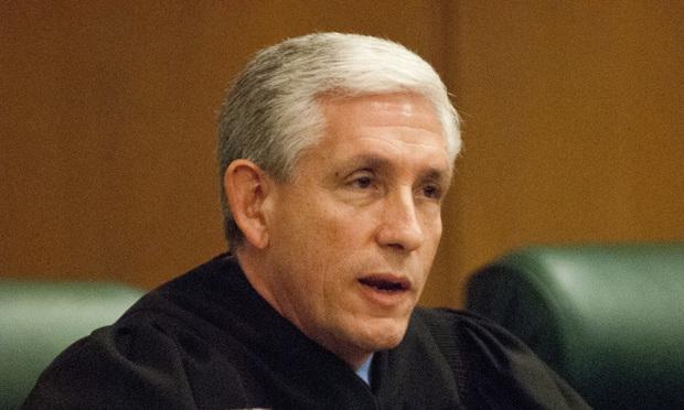 Presiding Justice David Nahmias, Supreme Court of Georgia (Photo: John Disney/ALM)