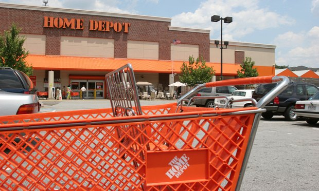 Home Depot store, Atlanta (Photo: Zachary D. Porter/ALM)