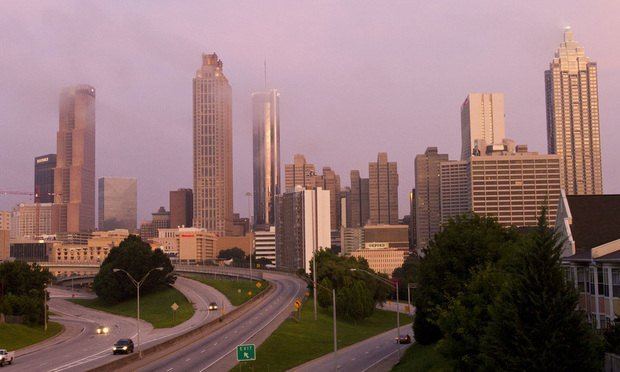 Atlanta skyline (Photo: John Disney/ALM)