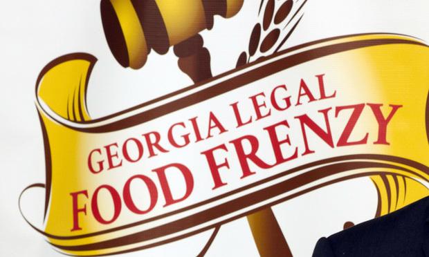 Georgia Legal Food Frenzy logo/courtesy photo