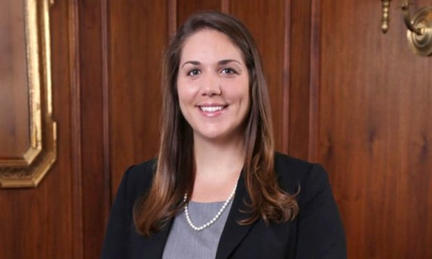 Emma Heatherington, director, CEASE clinic, UGA Law (Courtesy photo)