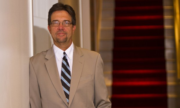 Atlanta Attorney Bruce Brown. Photo: John Disney/ALM