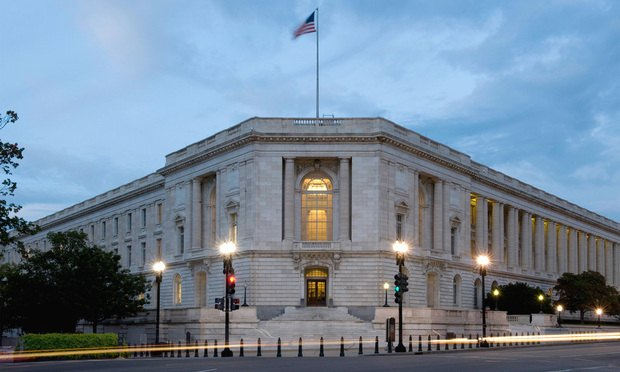 Russell Senate Office Building, Washington, D.C. (Courtesy photo)