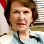 Former Chief Justice Carol Hunstein, Supreme Court of Georgia.