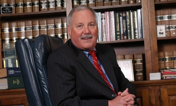 Judge James Bodiford (Photo: John Disney/ALM)