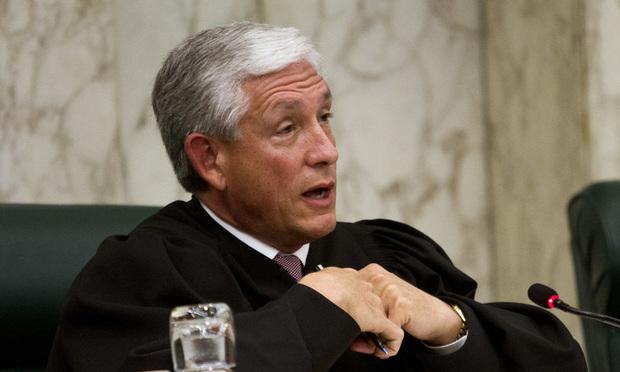 Presiding Justice David Nahmias, Georgia Supreme Court (Photo: John Disney/ALM)