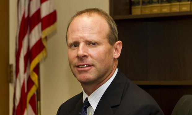"Judge William M. ""Billy"" Ray II, Georgia Court of Appeals (Photo: John Disney/ALM)"